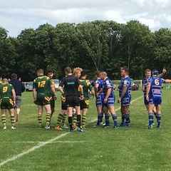 CROSFIELDS 22 WOOLSTON ROVERS 20