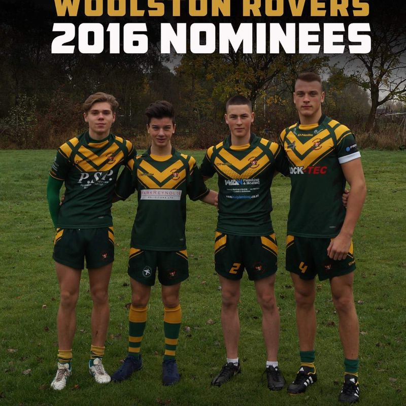 AWESOME ROVERS FOURSOME UP FOR MAN OF STEEL AWARDS