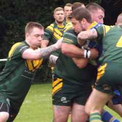 WOOLSTON ROVERS 'A' 16 CROSFIELDS 'A' 12