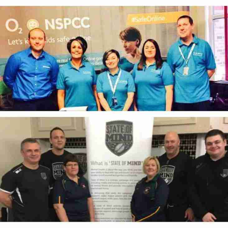 REGISTRATION DAY PROVES TO BE CHILDS PLAY FOR ROVERS WITH THE HELP OF O2/NSPCC AND STATE OF MIND