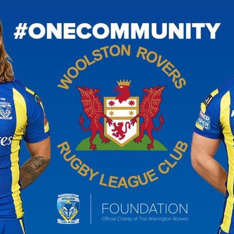 WOLVES STARS SIMS AND HUGHES BECOME WOOLSTON ROVERS CLUB AMBASSADORS FOR 2017 SEASON