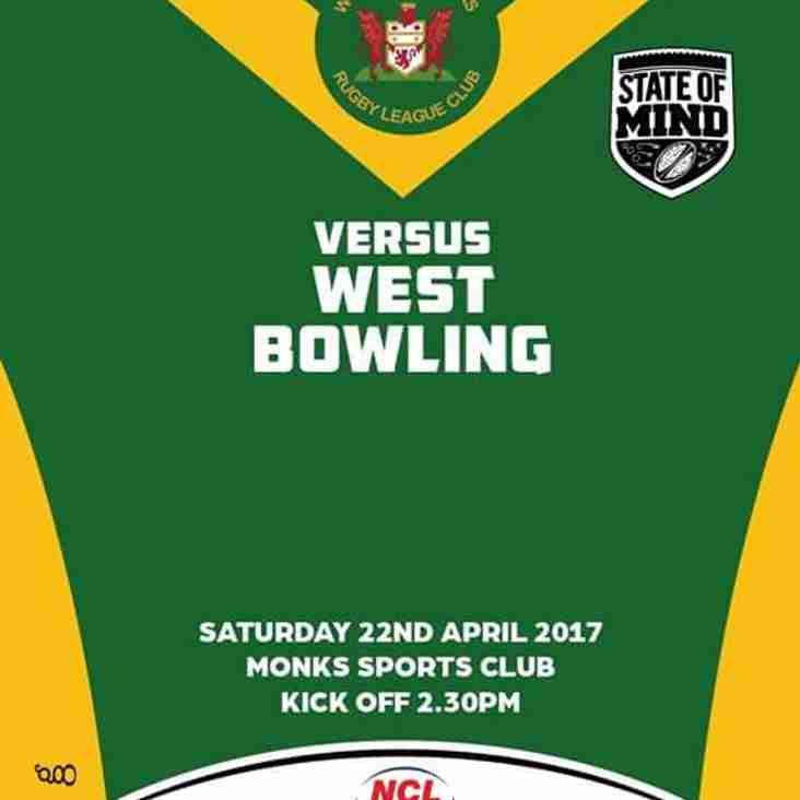 WOOLSTON ROVERS v WEST BOWLING