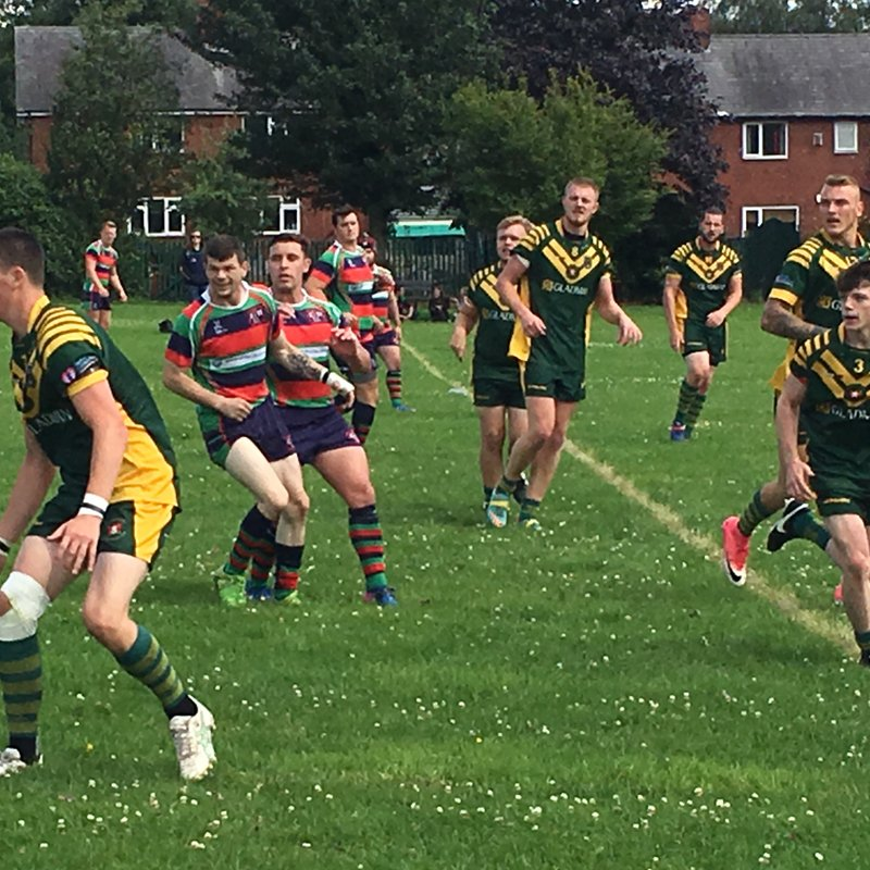 LITTLE HULTON REDS 28 WOOLSTON ROVERS 'A' 32
