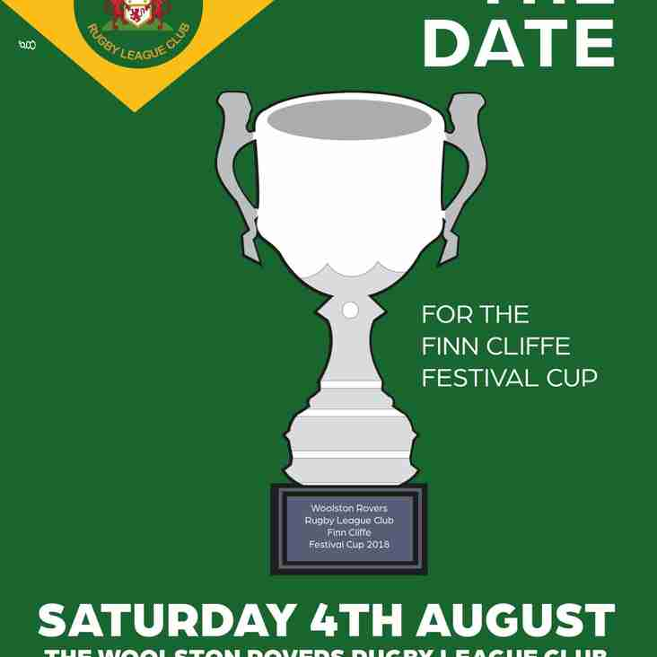 WOOLSTON ROVERS JUNIOR FESTIVAL 2018