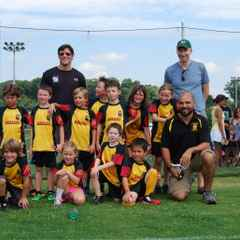Exiles Youth Summer Schedule