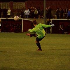 vs Leek FA Cup 12/9/18