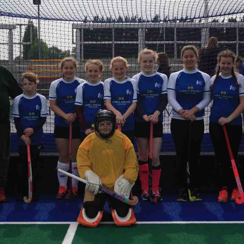 Girls U12 Regional In2Hockey Finals 30.04.17