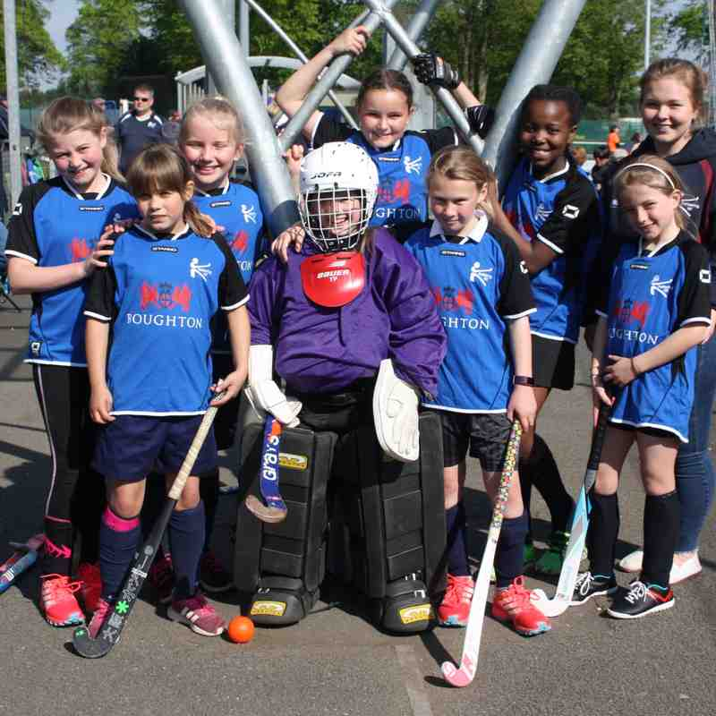 Girls U10 Regional In2Hockey Finals 07.05.17