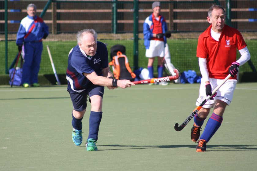Men's O50s away to St Neots in the Cup - #sltd