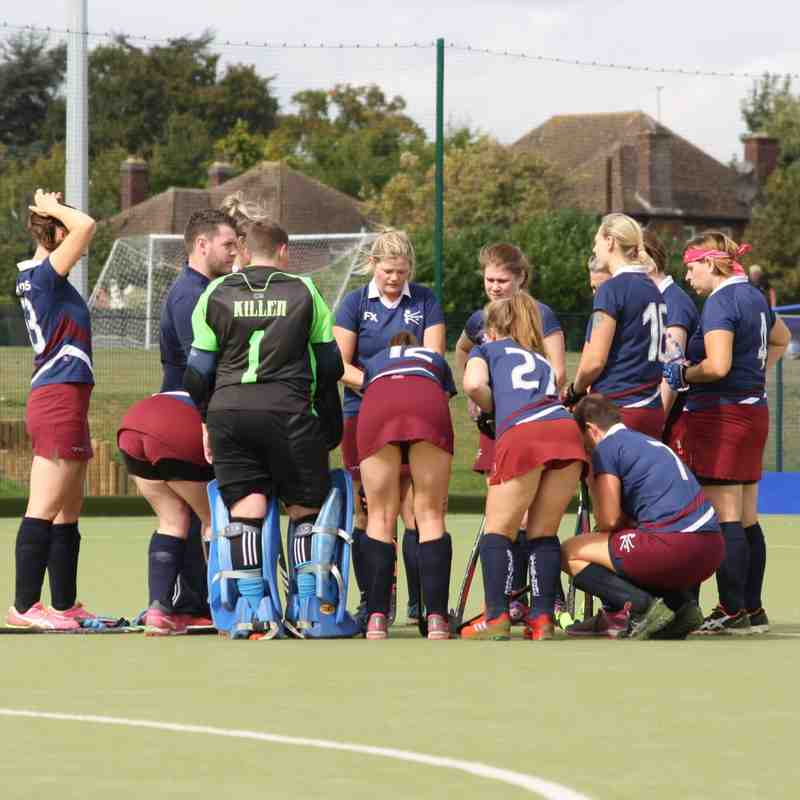 L1 vs Stourport 15.09.18