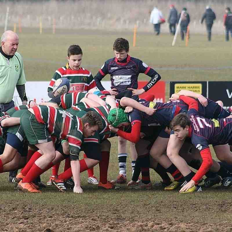 Lincoln v Fenland Barbarians NLD Semi-Final 13-3-16 Home