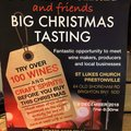 Seven Cellars Wine tasting event 8 December