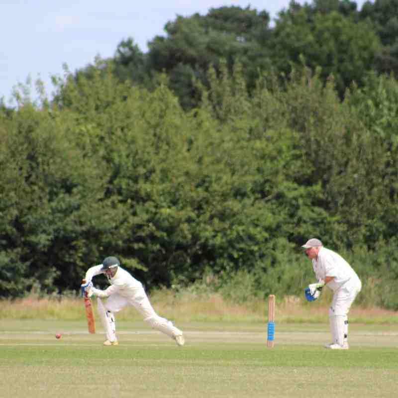 Reading CC 4XI vs Kew - 18th July 2015