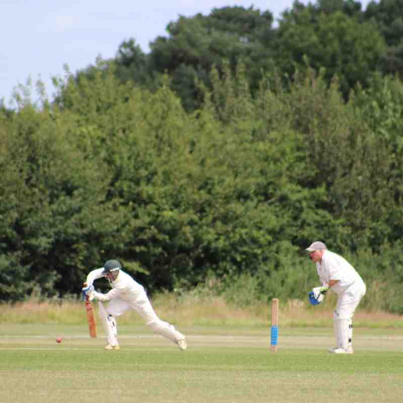 Reading CC 4XI vs Kew - 18th July 2015