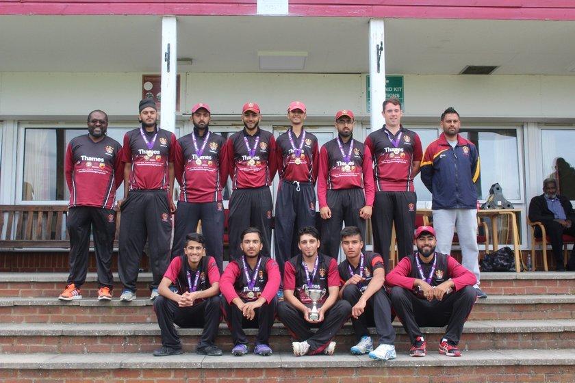 Slough CC - Slough Cavaliers (U19s) 133/0 - 139/3 Finchampstead CC - Under 19