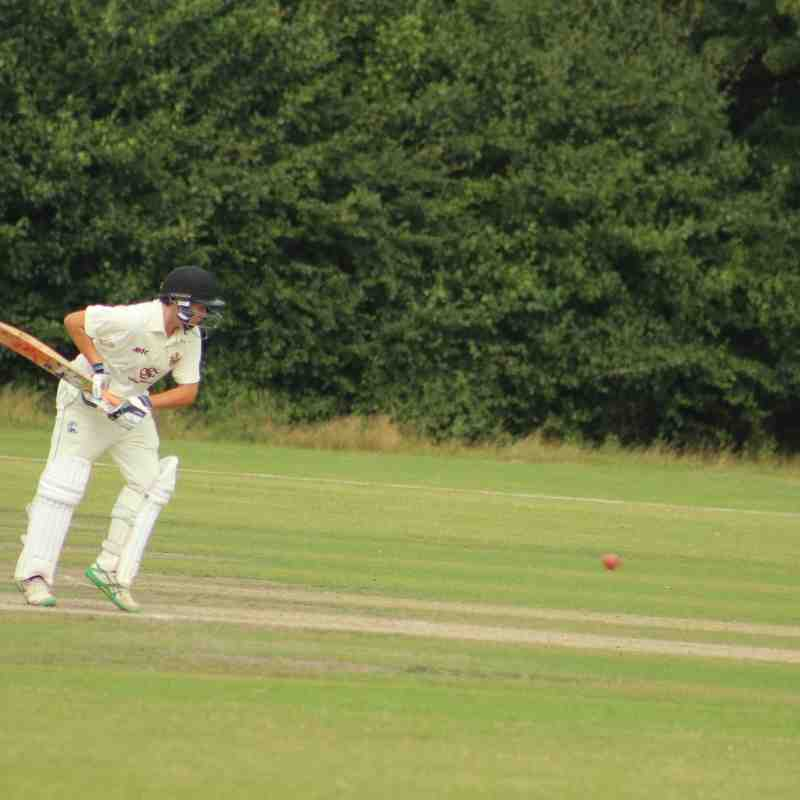 BYCL Finals Day - U17 Tigers vs Finchampstead