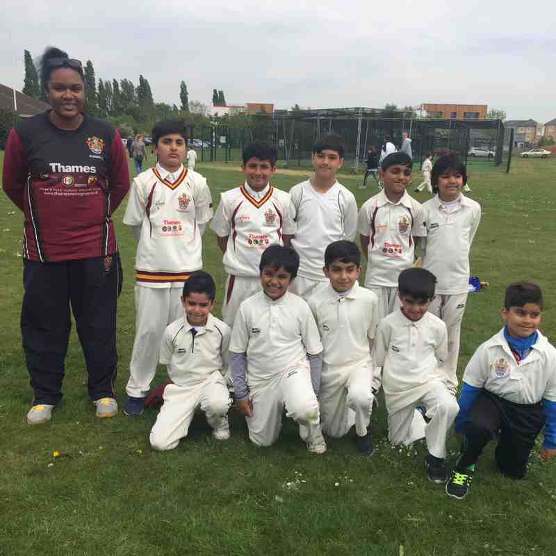 U9 Tigers - Team Photos