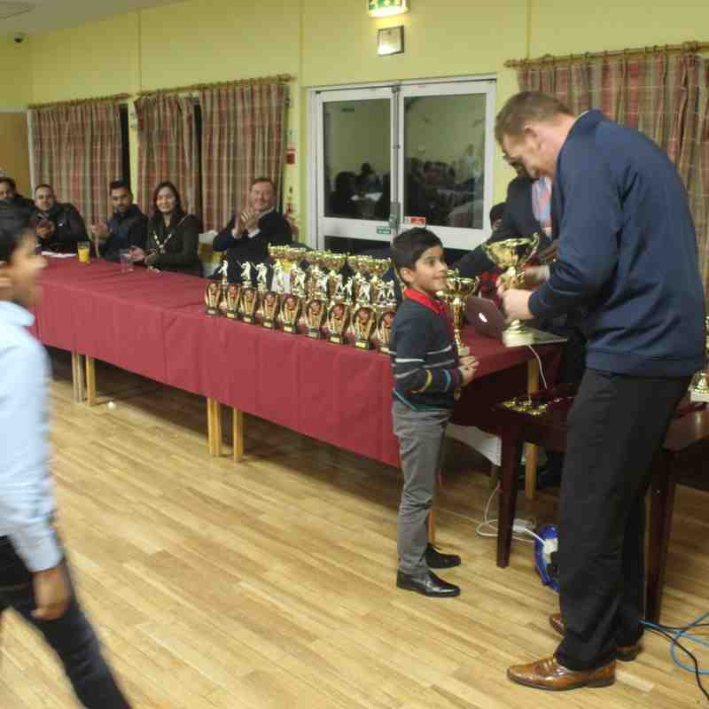 Slough CC Presentation - 2017 Season