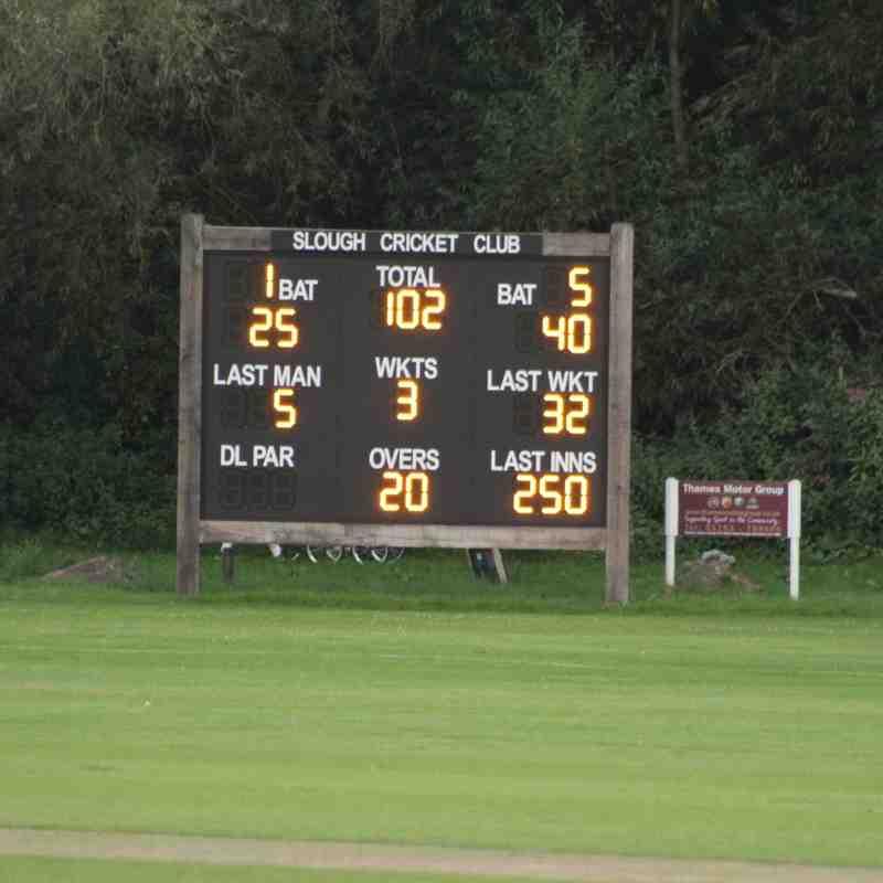 U17 Tigers vs Peppard Stoke Row (2)