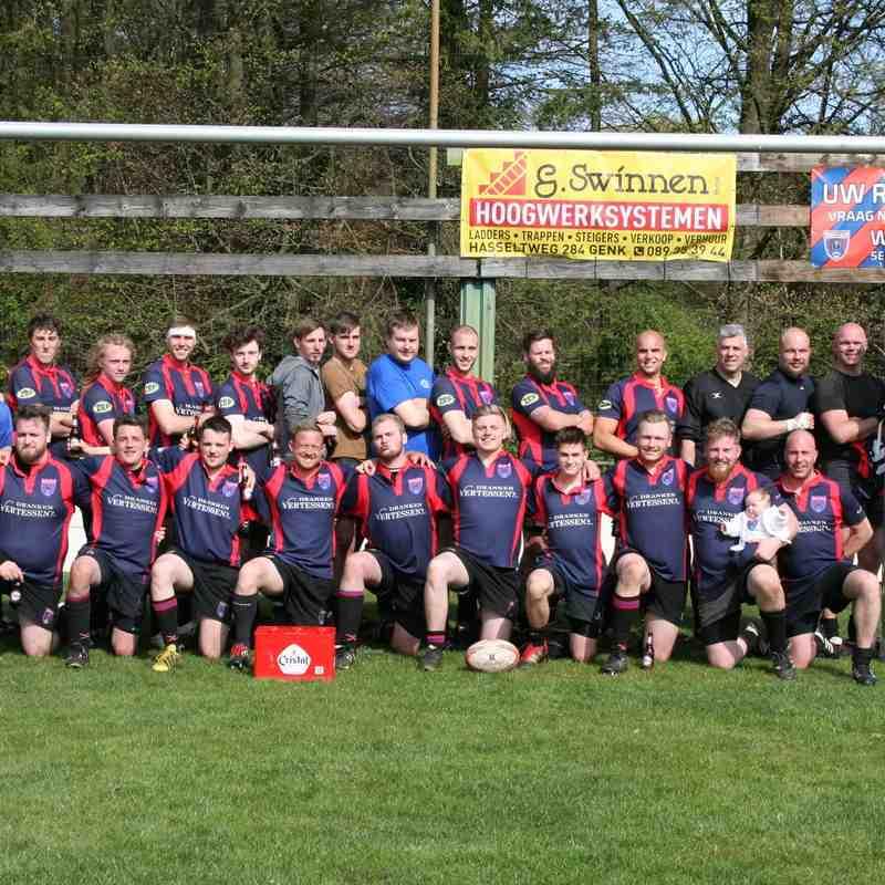 RC9 Senioren - BrigandZe (30-04-17)