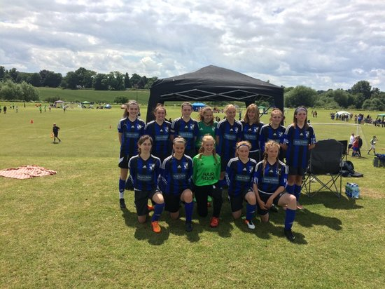 St Ives Rangers U14 Girls Tournaments 2016
