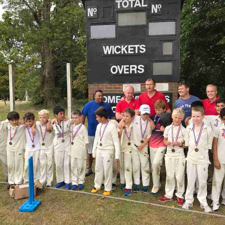 BCC U9's End of Year Awards