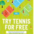 Great British Tennis Weekend event at Saddleworth Tennis Club, Sunday, 13 May, 2pm to 5pm