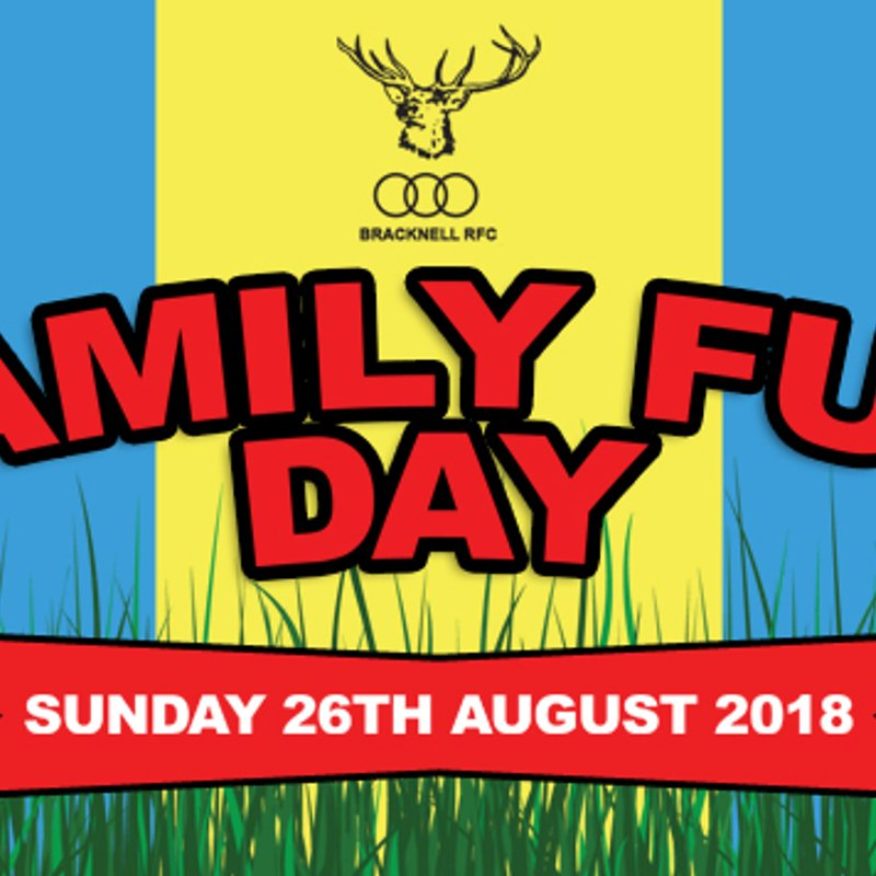 Family Fun Day at BRFC