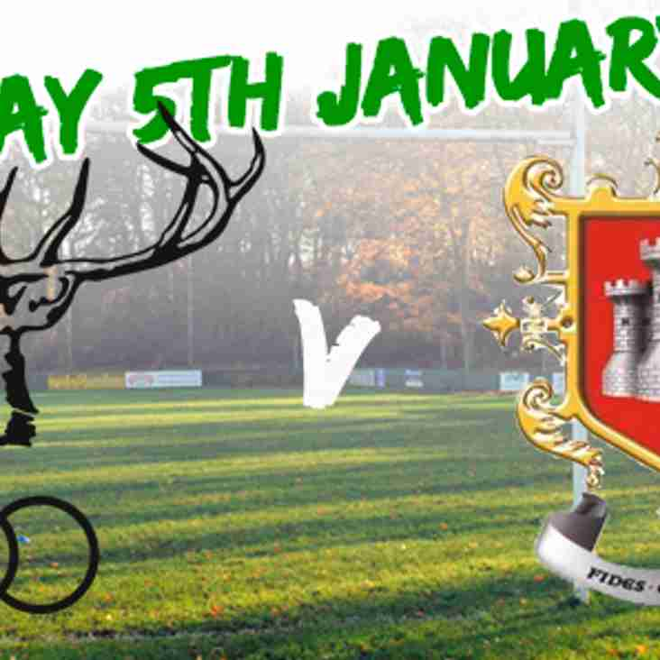Its Game Day! Bracknell vs Barnstaple
