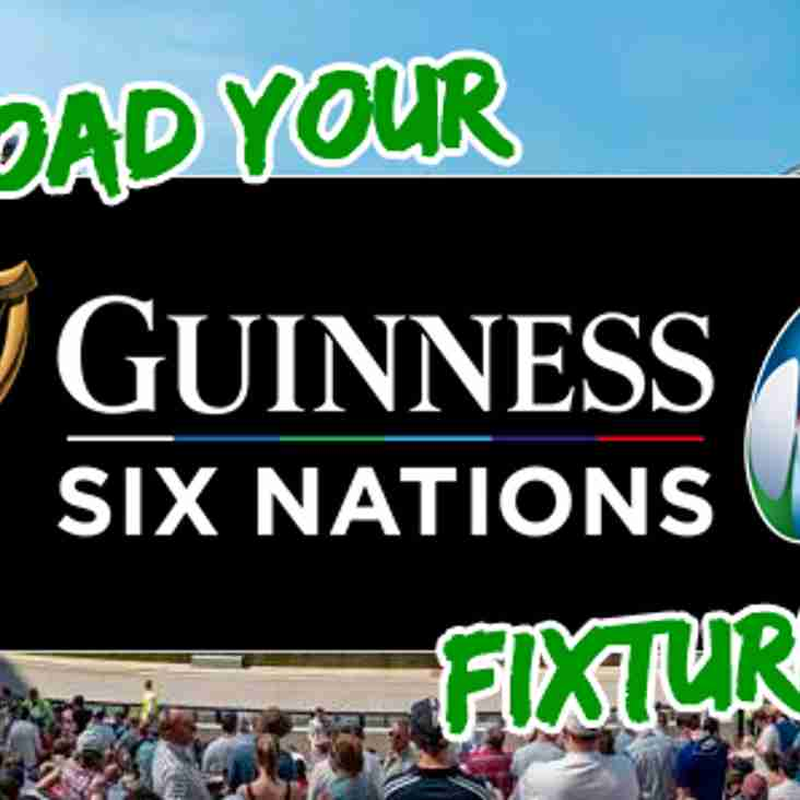 2019 Guinness Six Nations