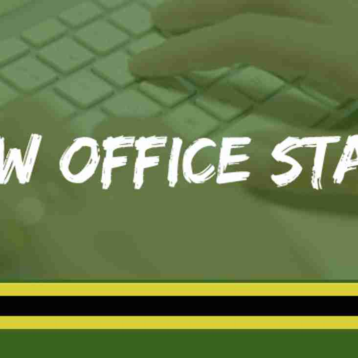 Introducing Our New Office Staff