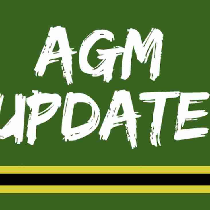 AGM Update