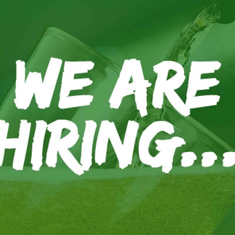 We are Hiring...