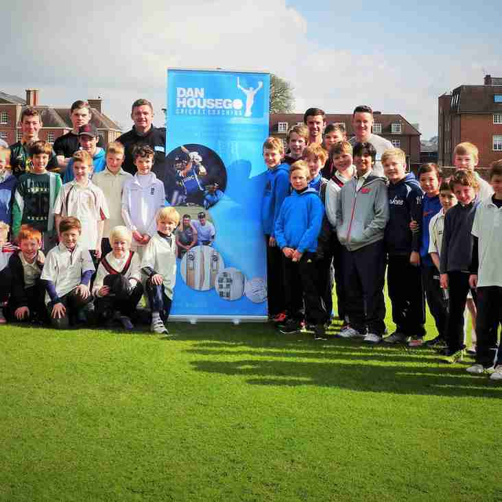COLTS CRICKET COACHING CAMPS