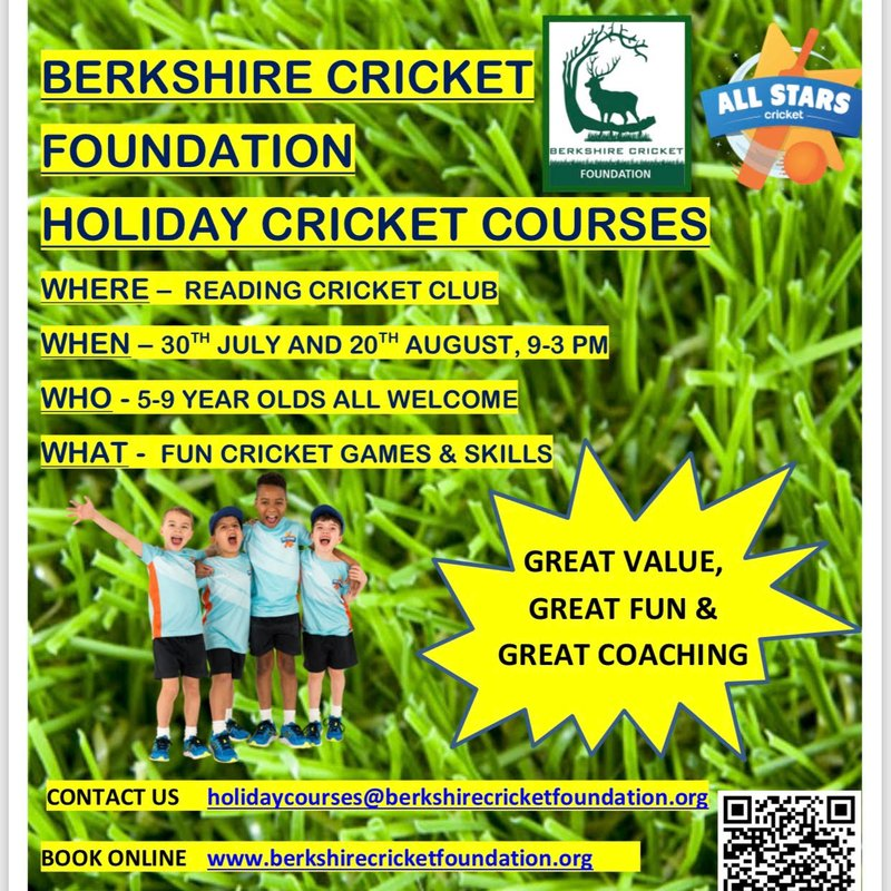 Continue the cricket fun this summer