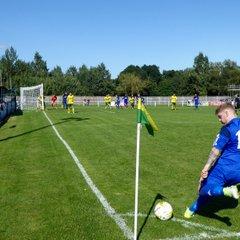 Godalming away FA Cup