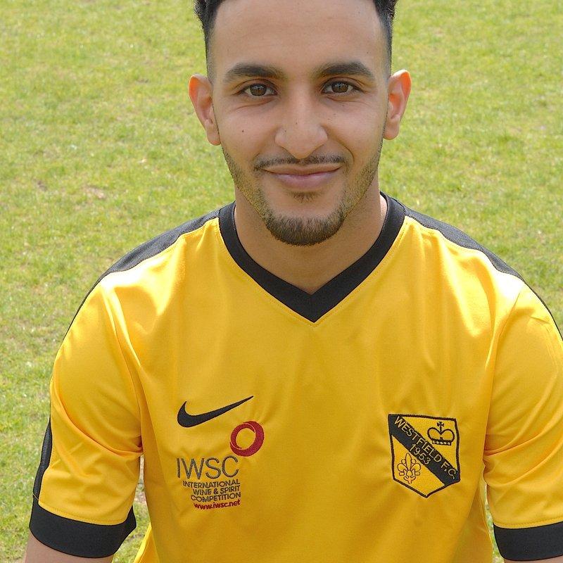 Hicham moves to Uxbridge FC