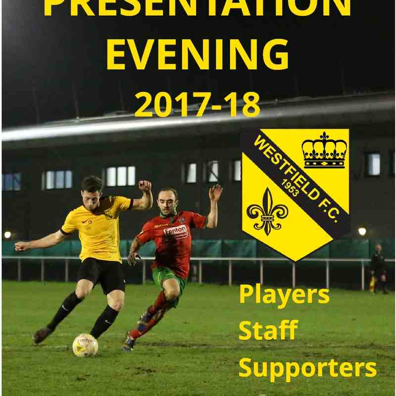 2017-18 End of Season Presentations