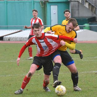 Guildford City 2 Westfield 4: Match Report