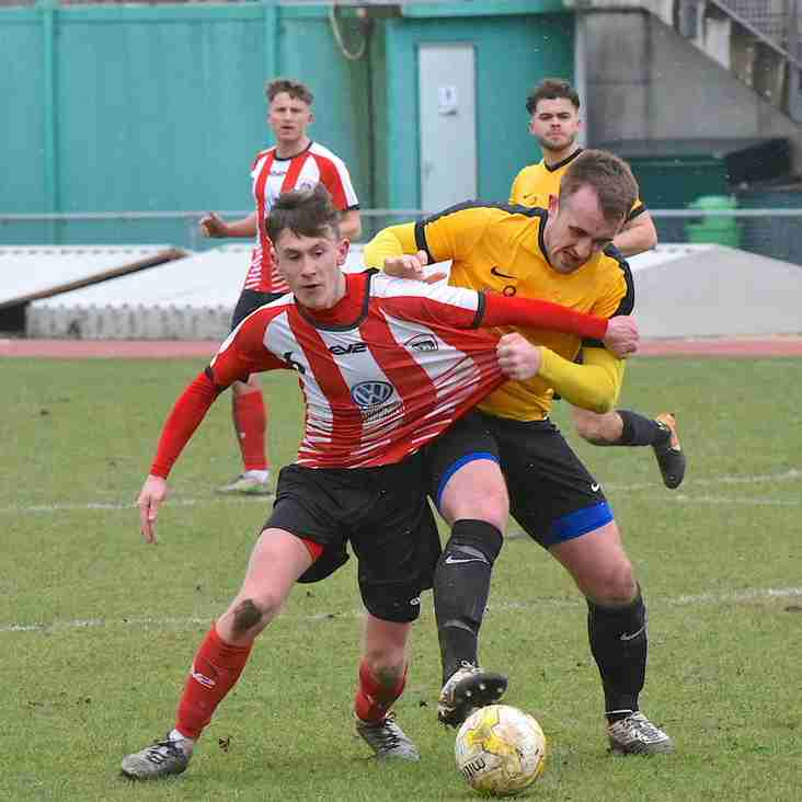 Match report vs Guildford City now online