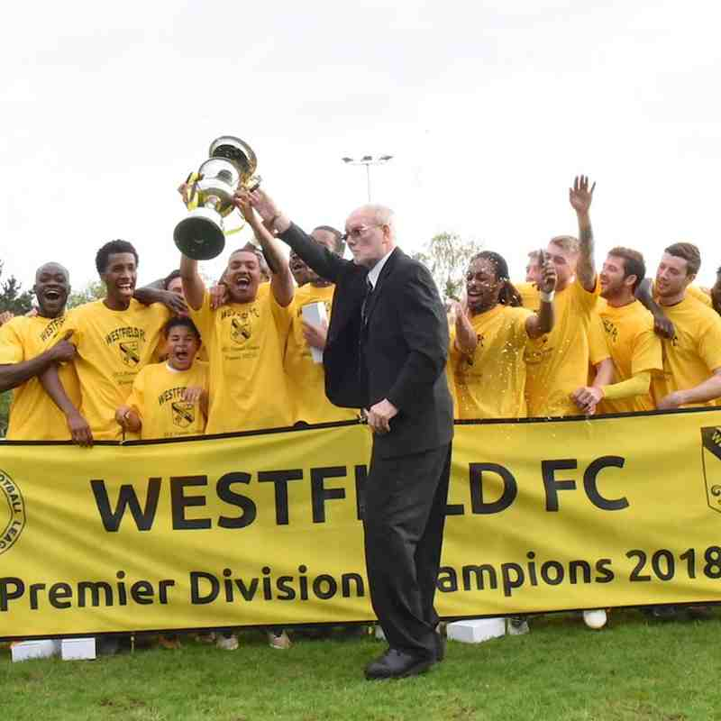 Westfield FC team images