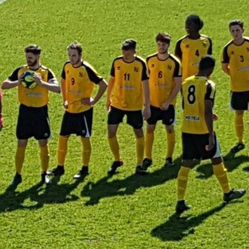 Reserve Team beat Fleet Spurs Reserves 7 - 2