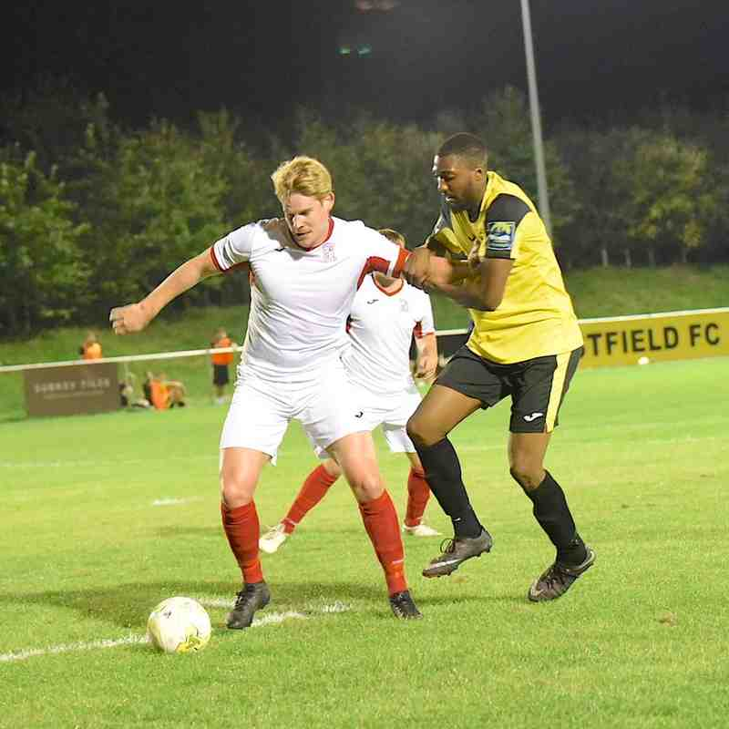 Woking FC friendly 040918