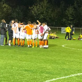 Westfield 2 Ashford Town 3 FA Trophy Replay Match Report