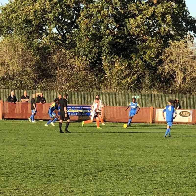 Ashford Away League 201018