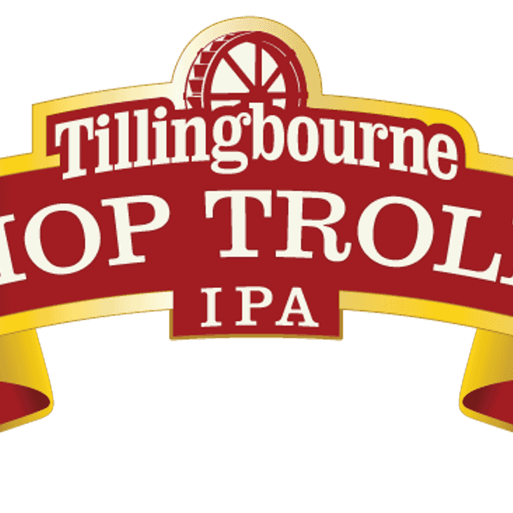Draught beer from Tillingbourne available today