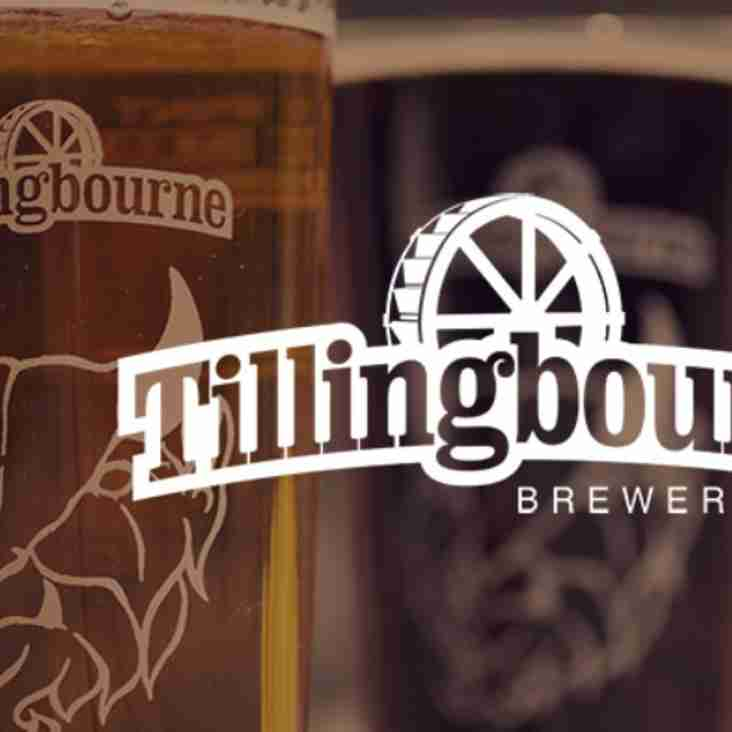 Tillingbourne beers available tomorrow (Saturday 19th)