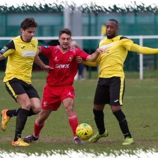 Westfield 0 Hayes & Yeading 4