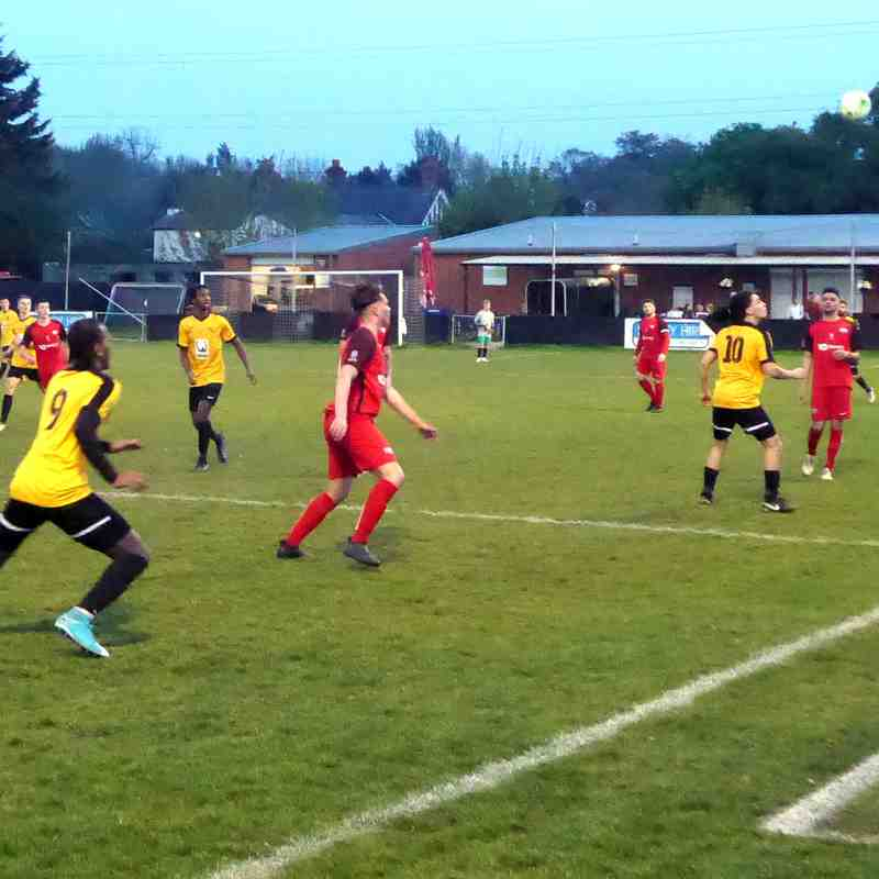 Reserves Cup Final 180419