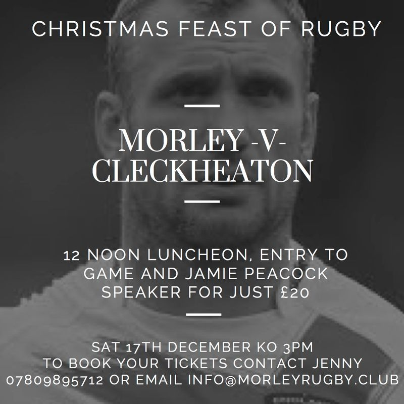 Christmas Feast of Rugby